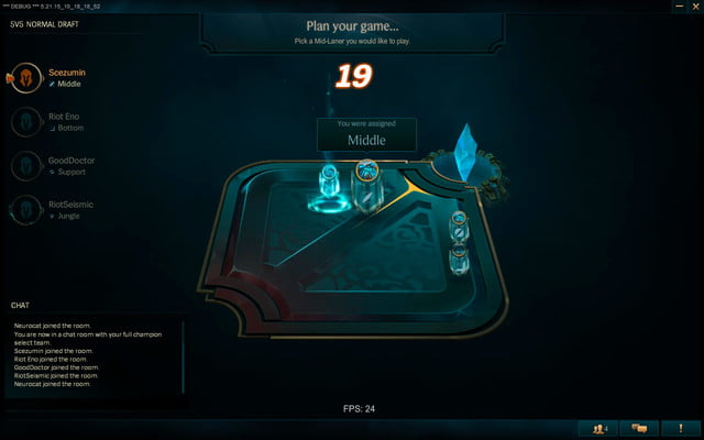 league of legends 2016 update select 2
