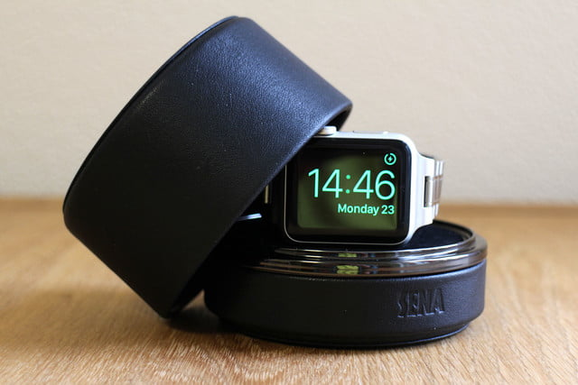 online store b1a85 1f948 Sena Apple Watch Travel Case Hands-On Review   Digital Trends