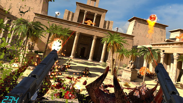 serious sam vr brings frantic fps action to oculus htc vive the last hope 0004