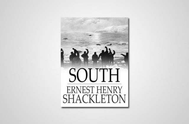Shackleton Photo