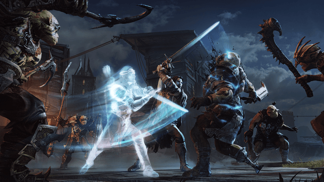 middle earth shadow of mordor screenshot 5