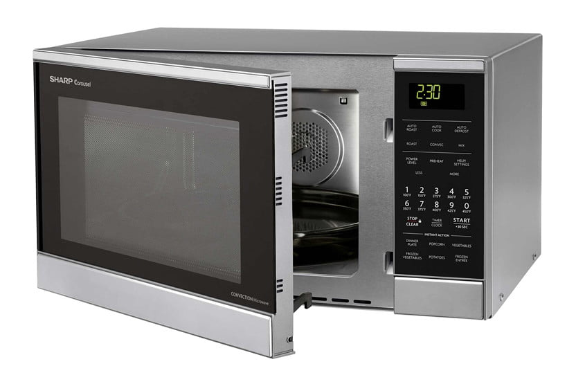 Sharp Carousel Convection Microwave Oven Bestmicrowave