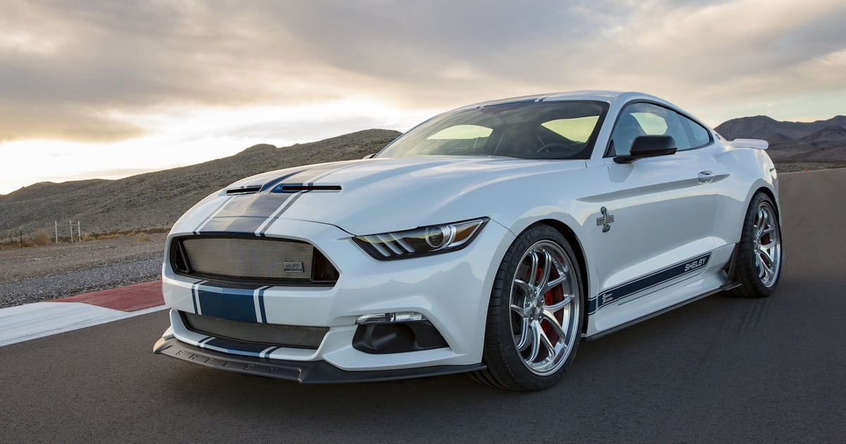 2017 Shelby Super Snake News Specs Performance Pictures Digital Trends