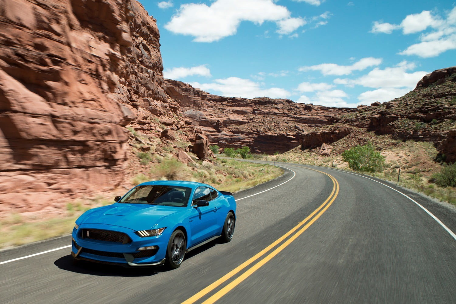 2018 Ford Mustang News Specs Performance Pictures Digital Trends 87 Chevy Dual Tank Schematic