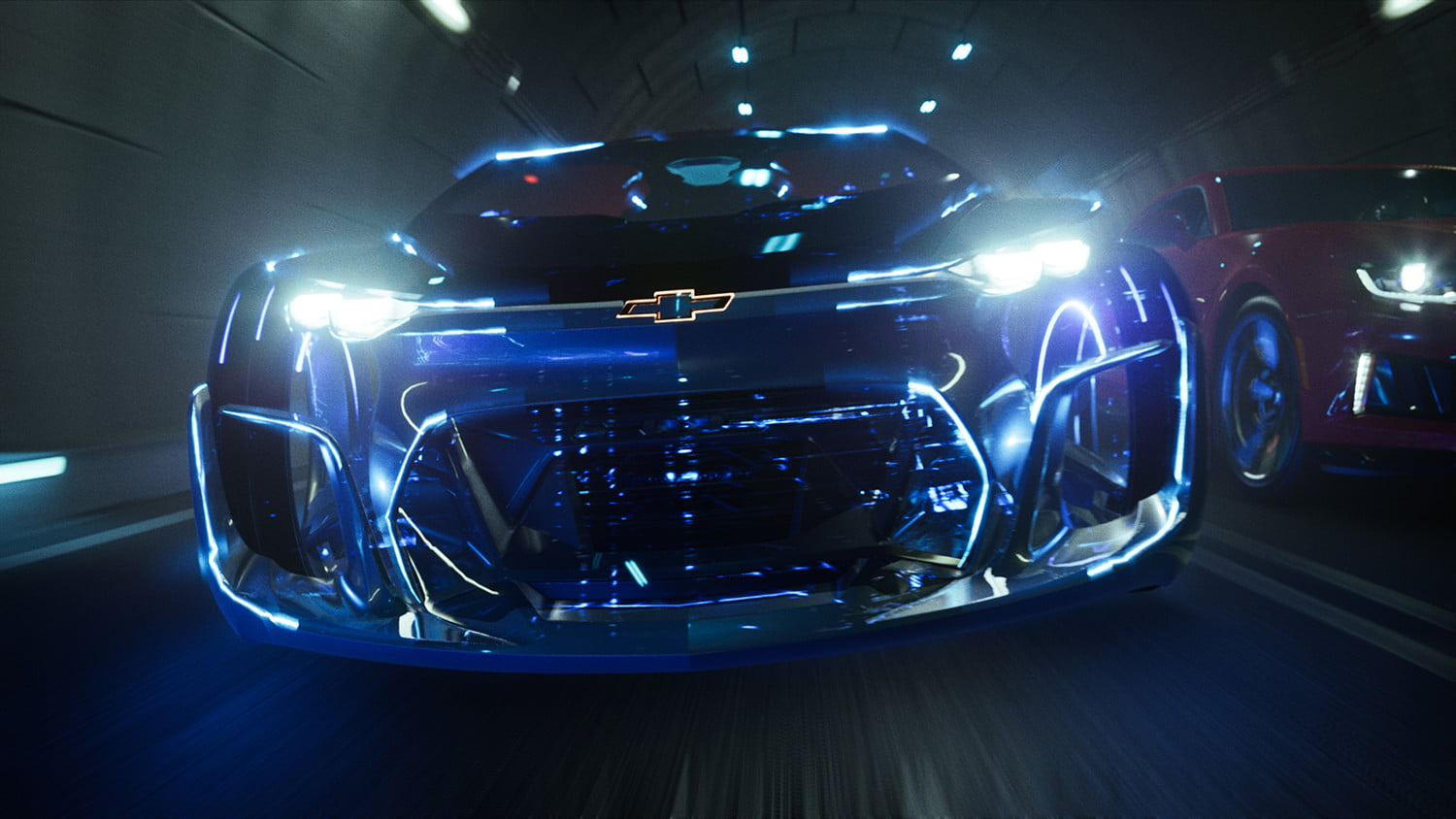 Epic Games' Unreal Engine 4 powers new Chevrolet car customizer