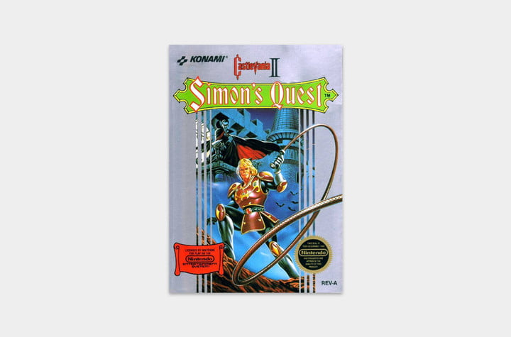 best nes games ever simon s quest cover