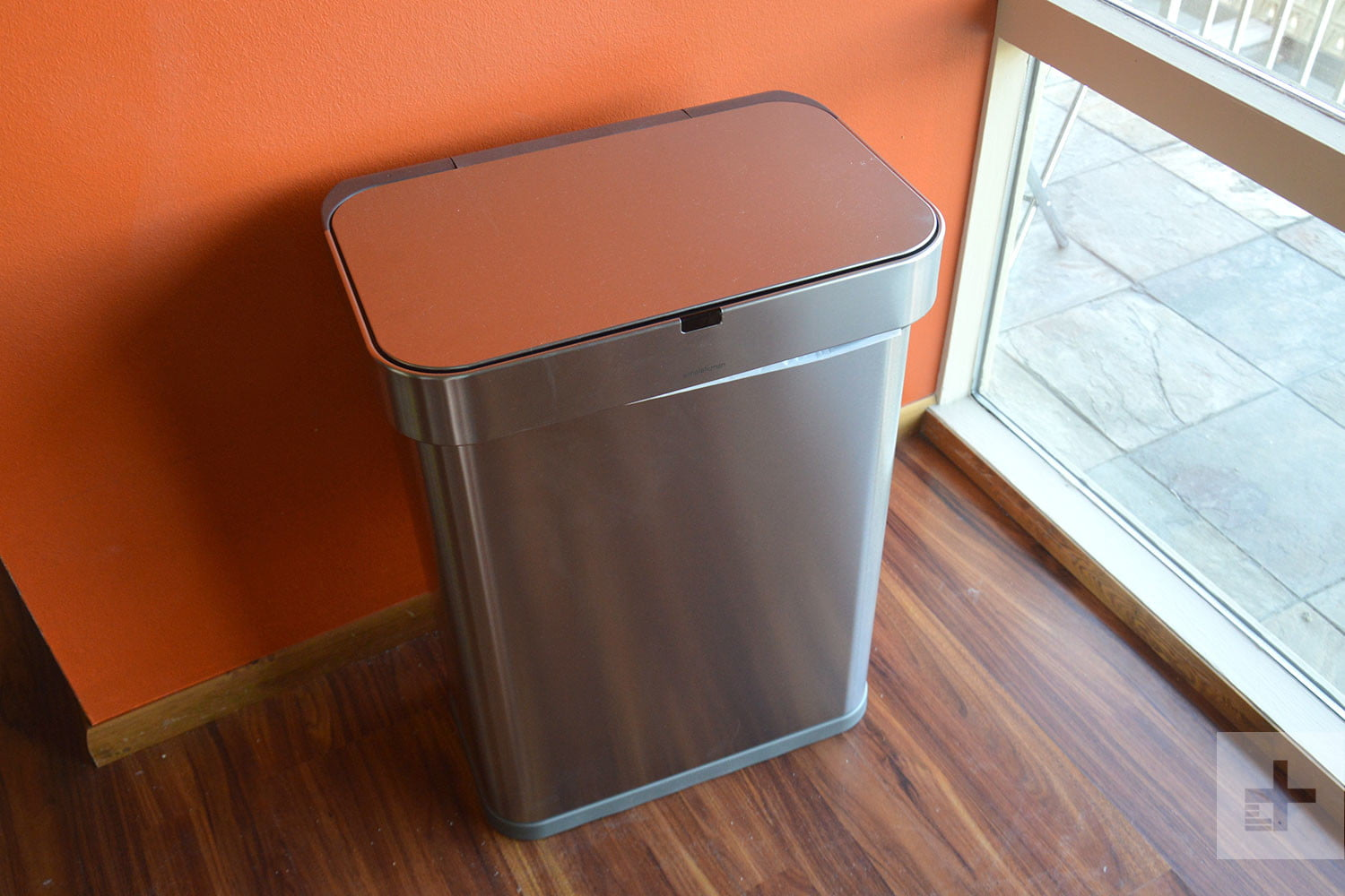 Simplehuman Voice Activated Sensor Trash Can Review Digital Trends