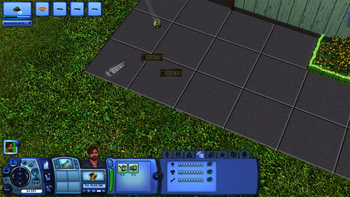 playing the sims in harsh light of adulthood sims3 backlogfeature 8