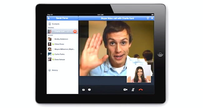 how to send youtube videos on skype mobile