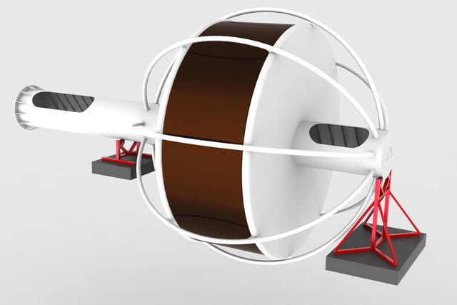 skysphere is a voice controlled man cave 33 feet in the air final color output