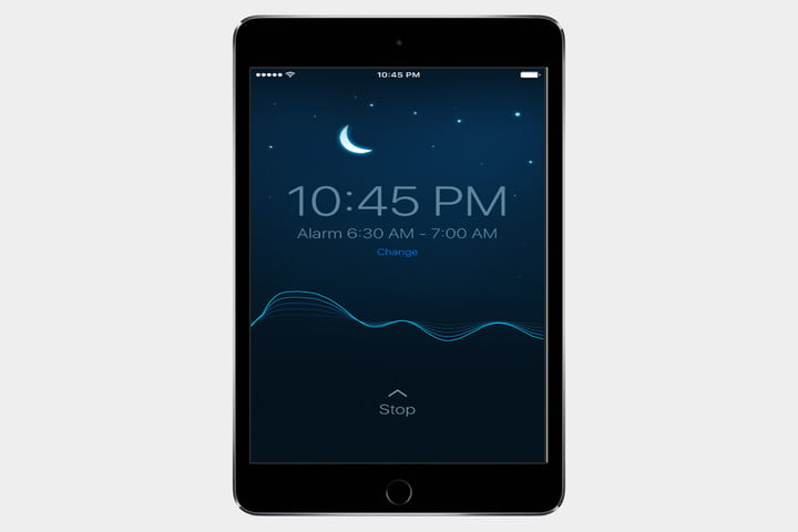 Sleep Cycle iPad