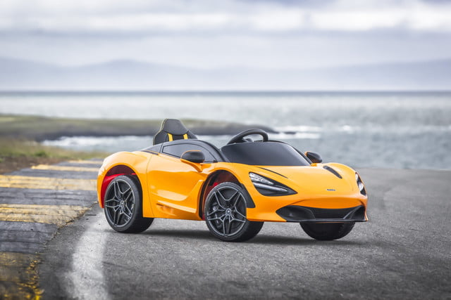 mclaren 720s ride on electrifies the kiddy car segment small 11064 mclaren720sride