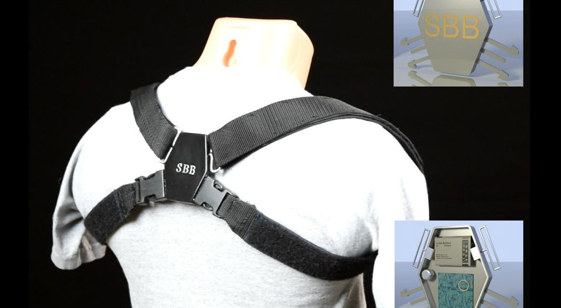 Sit up straight: Smart posture trainers to save your back