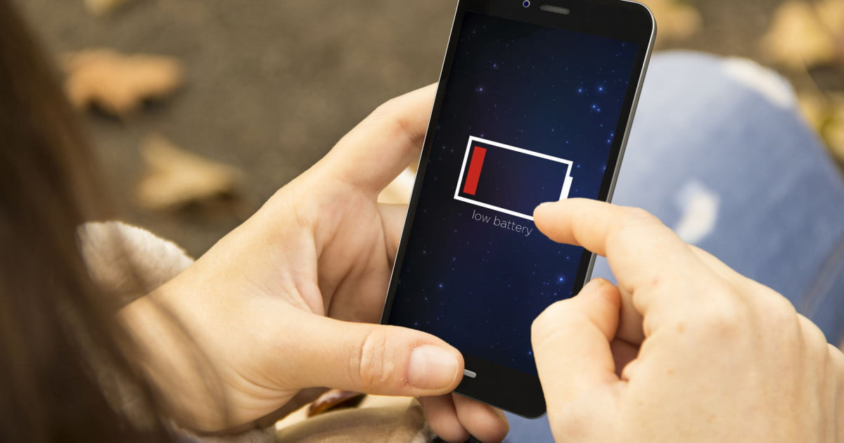 Learn to maintain your smartphone battery and maximize your phone's battery life