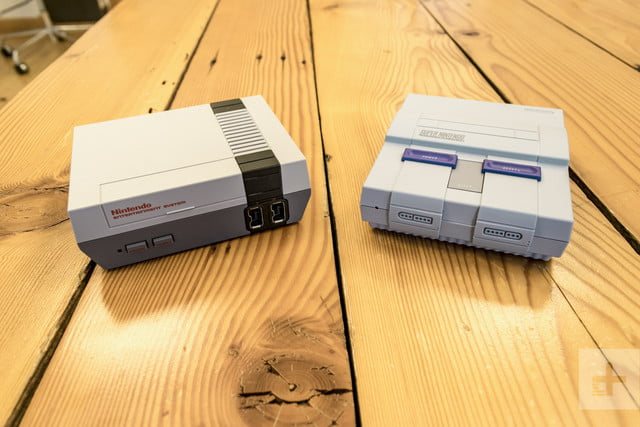 Comparing the SNES Classic Edition to the NES Classic Edition