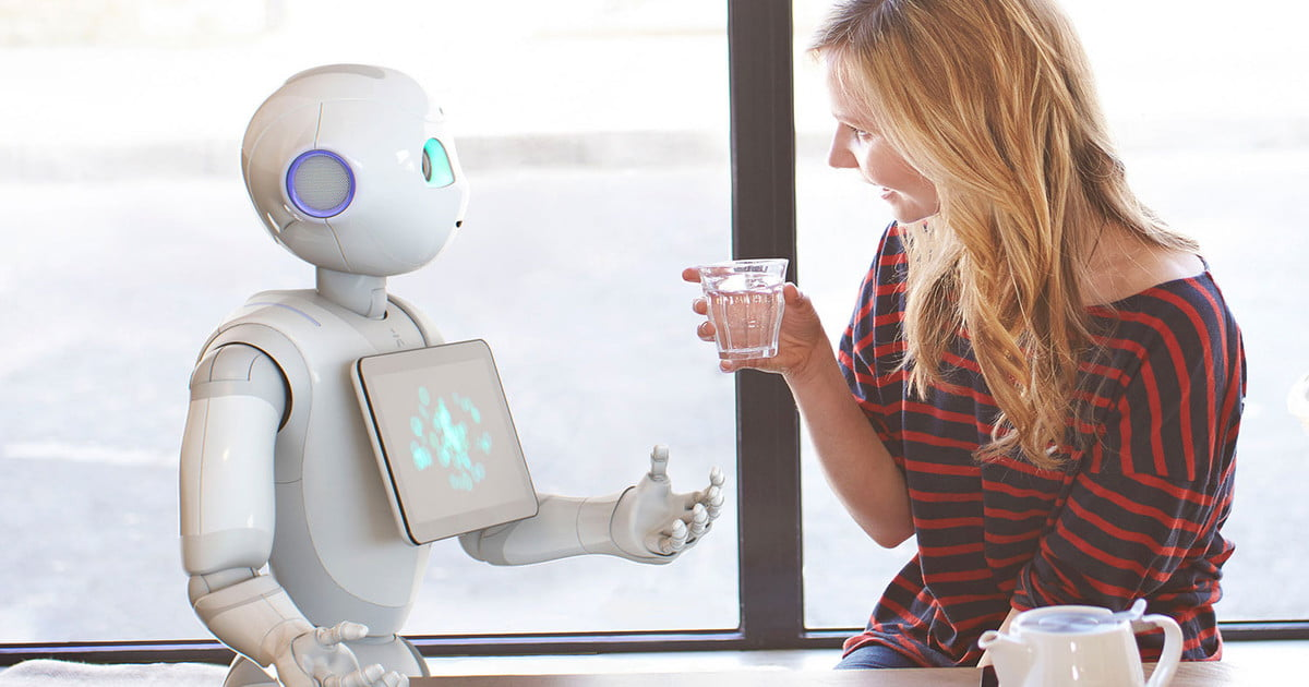 Researchers Are Building Robots That Learn Like Human Babies
