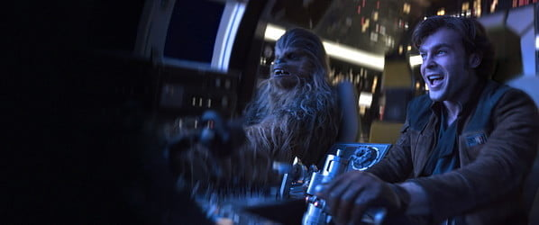 Safe but not stale, 'Solo' fills in Star Wars lore with a classic heist tale