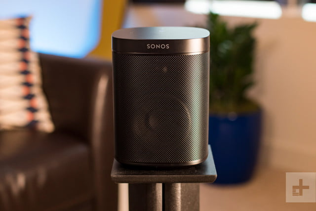 Sonos One review front center