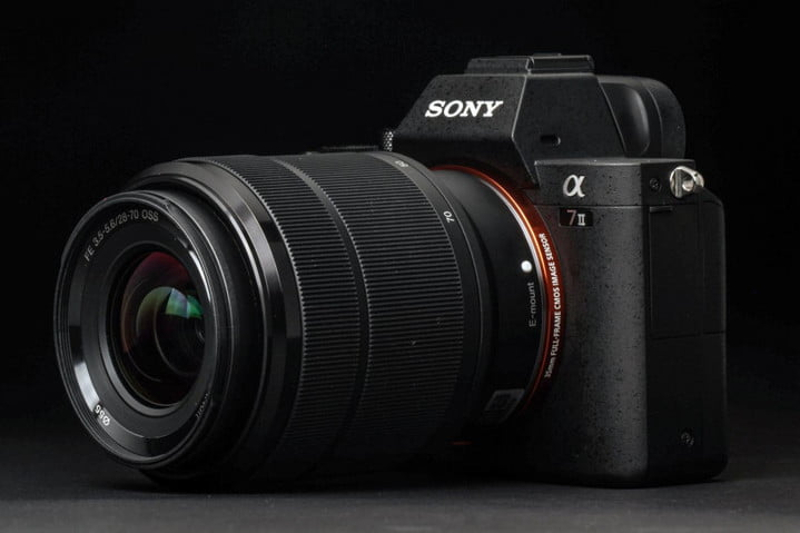 the a7 ii is a great choice for enthusiasts and amateur photographers moving to their first full frame camera its 24mp sensor shoots up to iso 25600 and
