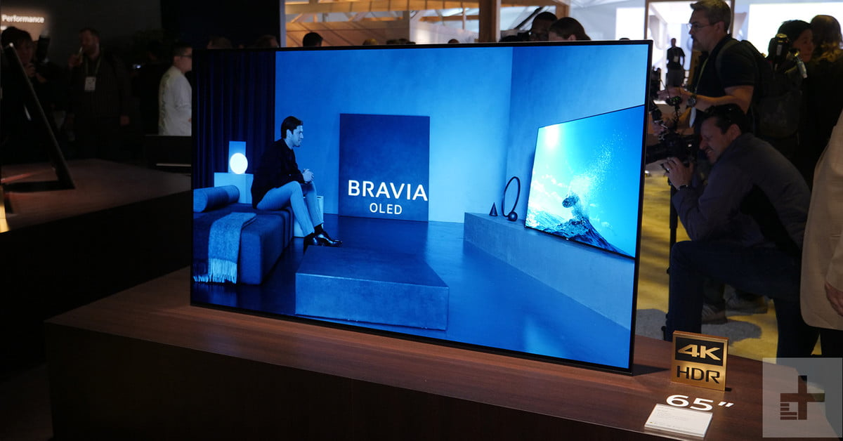 See Sony's blistering 85-inch 10,000-nit 8K HDR TV, all ...