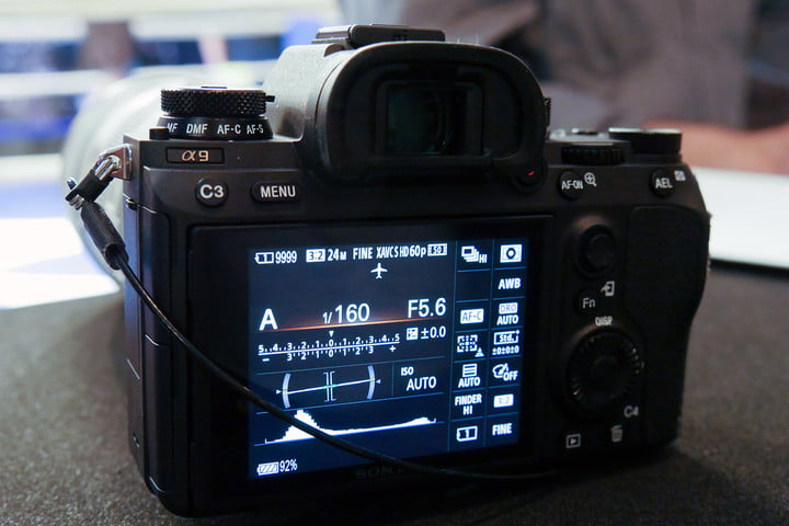 sony alpha a9 first impressions review hands on