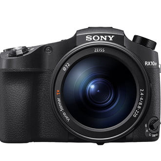 sony rx10 iv cyber  shot press