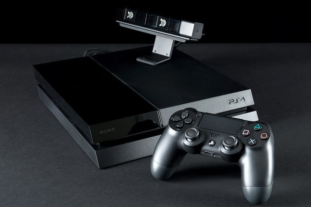 Sony Playstation 4 kit angle