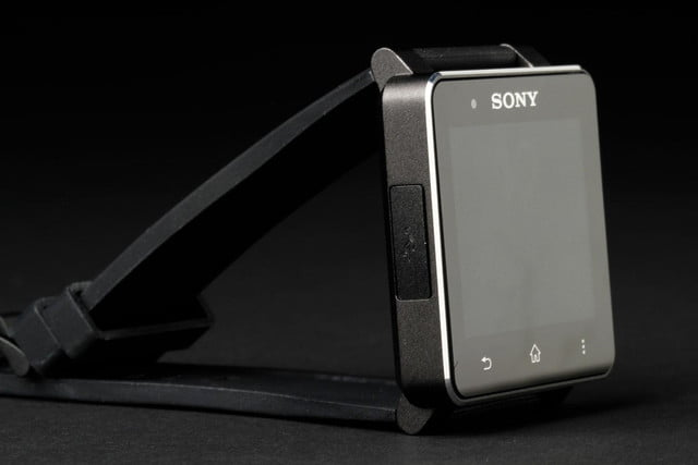 Sony SmartWatch 2 right side