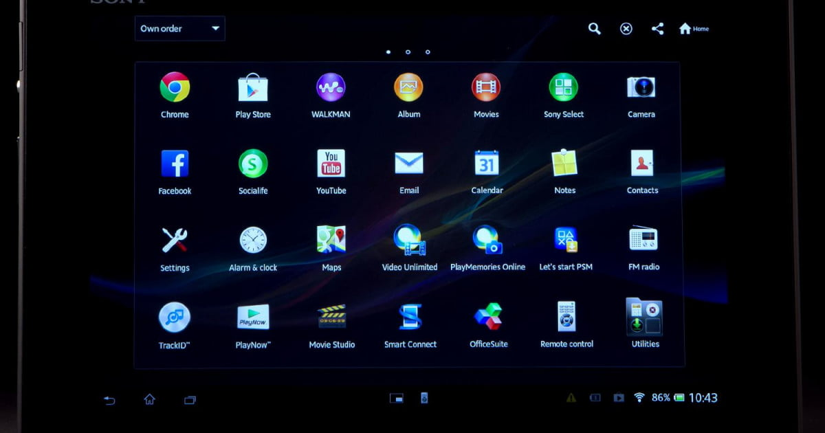 Xperia Tablet Z: 5 Common Problems, and How to Fix Them
