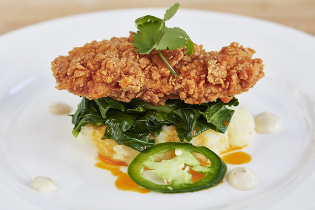 lab grown chicken memphis meats southern fried 2