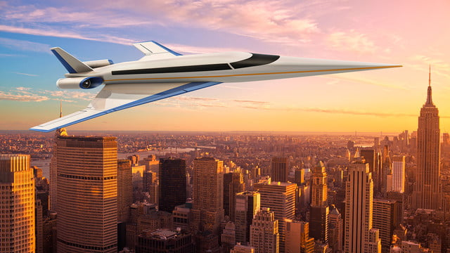 high speed concepts that could mark the return of supersonic travel spike s 512 jet 4