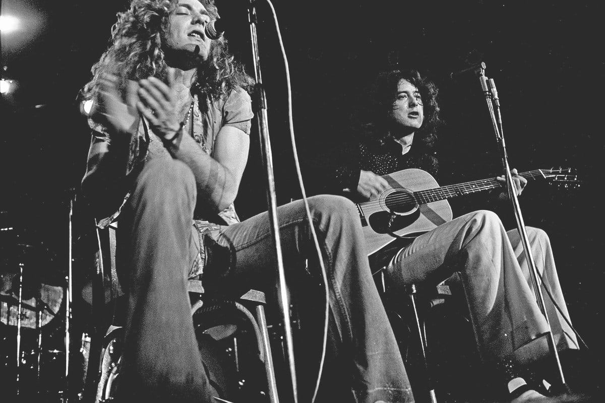 great artists steal led zeppelin case stairway to money