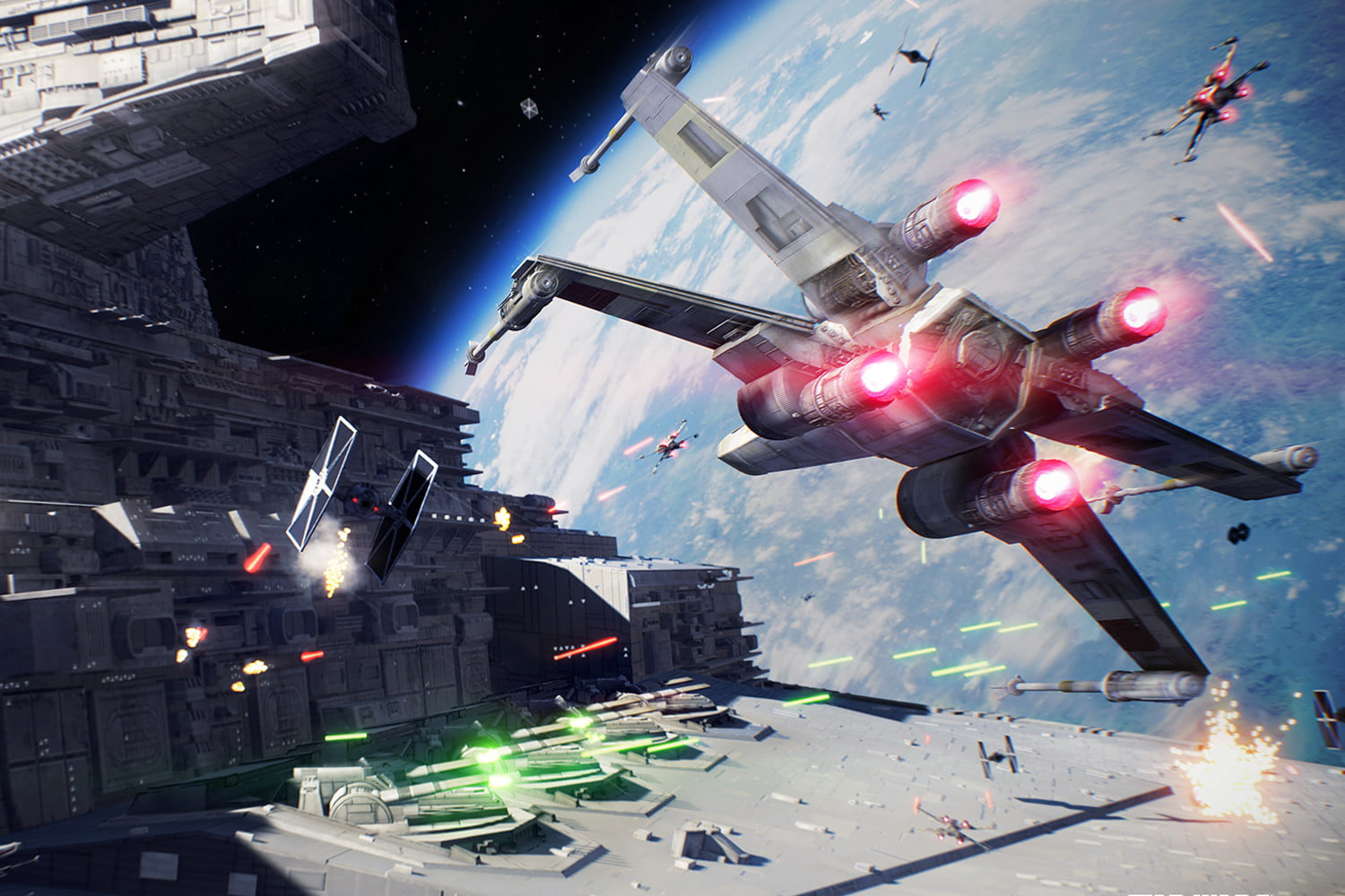 Star Wars Battlefront II Gameplay Release Date And More