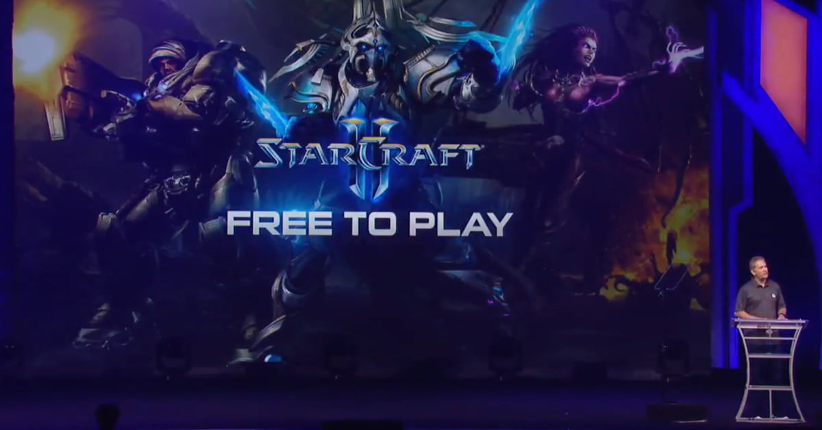 Say what starcraft ii wings of liberty for pc will for Star craft 2 free 2 play
