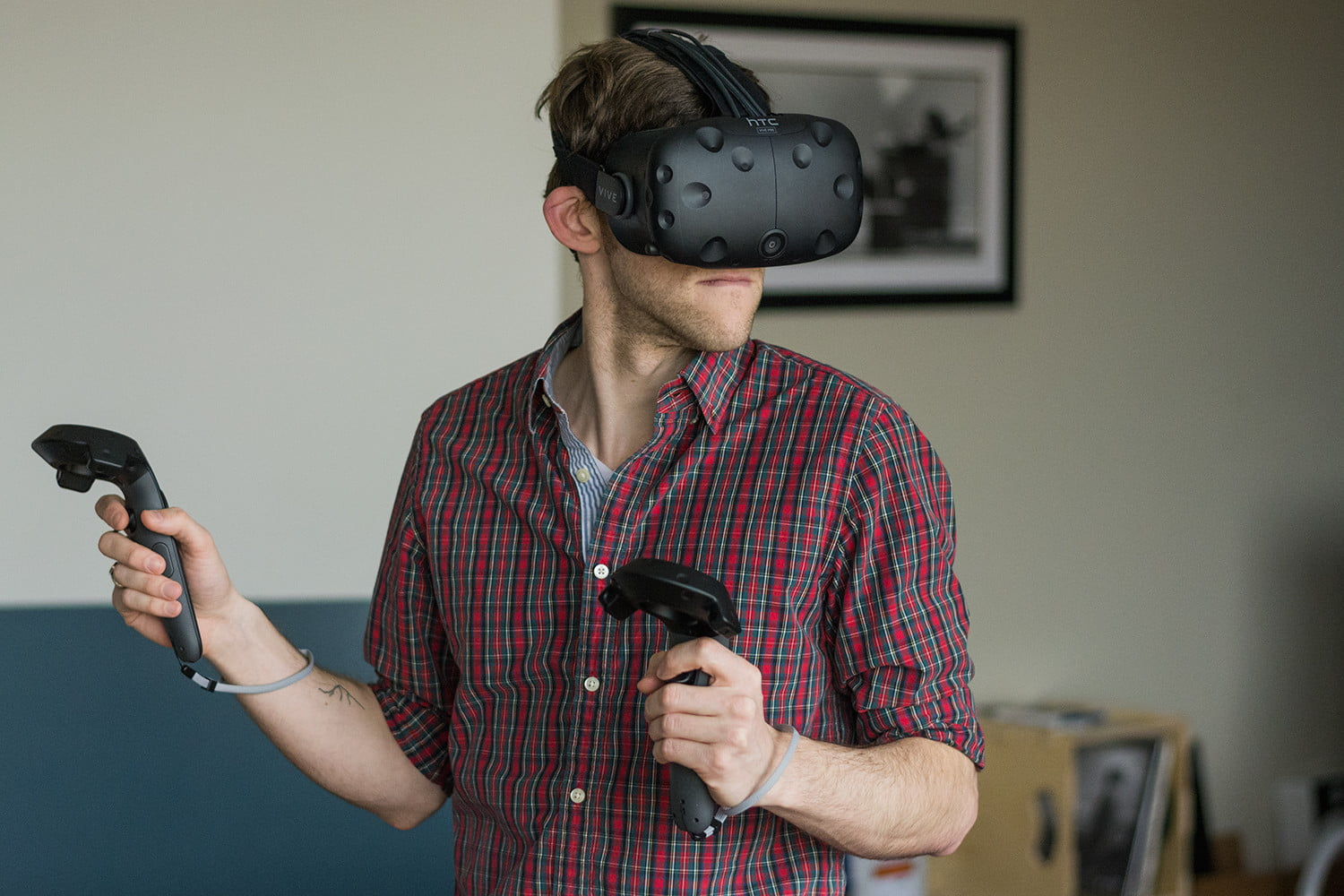 Steam Broadcasting Now Enables Users To Stream Their Vr Games To Anyone