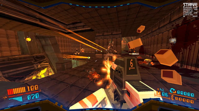 strafe ps4 hands on review screen 7