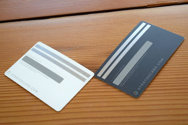 stratos smart credit card review backs