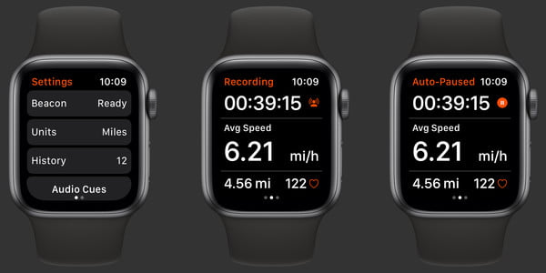 Strava Extends its Beacon Safety Feature to the Apple Watch