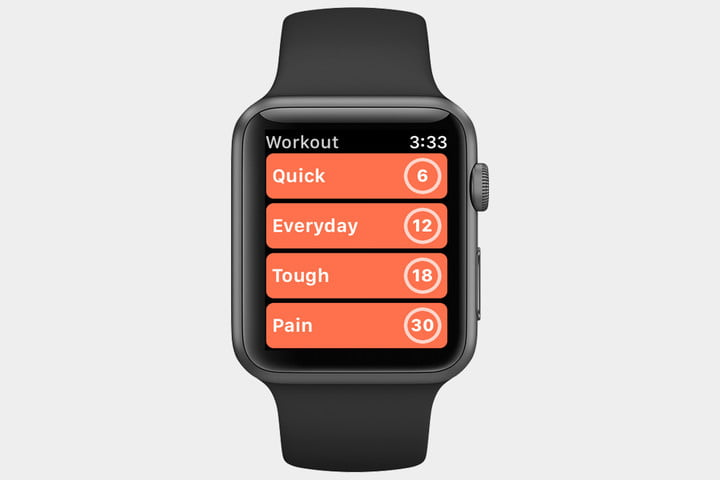 best fitness apps for the Apple Watch Streaks Workout