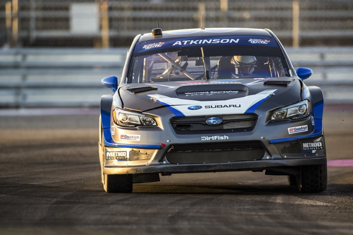 riding in subarus grc race car srtusa interview subaru  s ride along photos 118