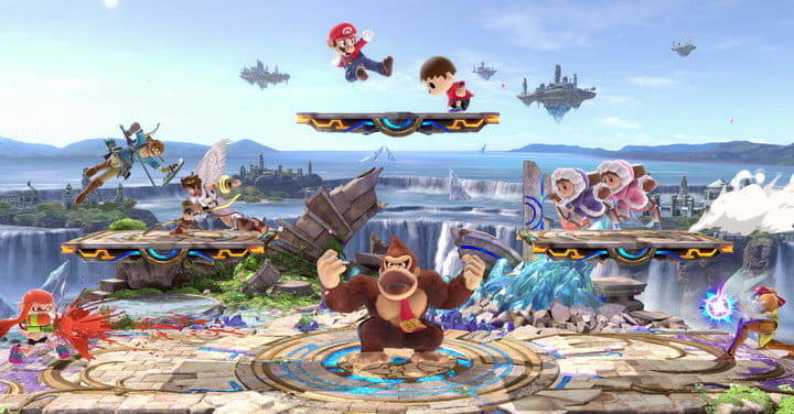 'Super Smash Bros. Ultimate' Hands-on Preview