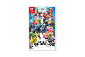 Super Smash Bros  Ultimate Review: a new challenger that can't be