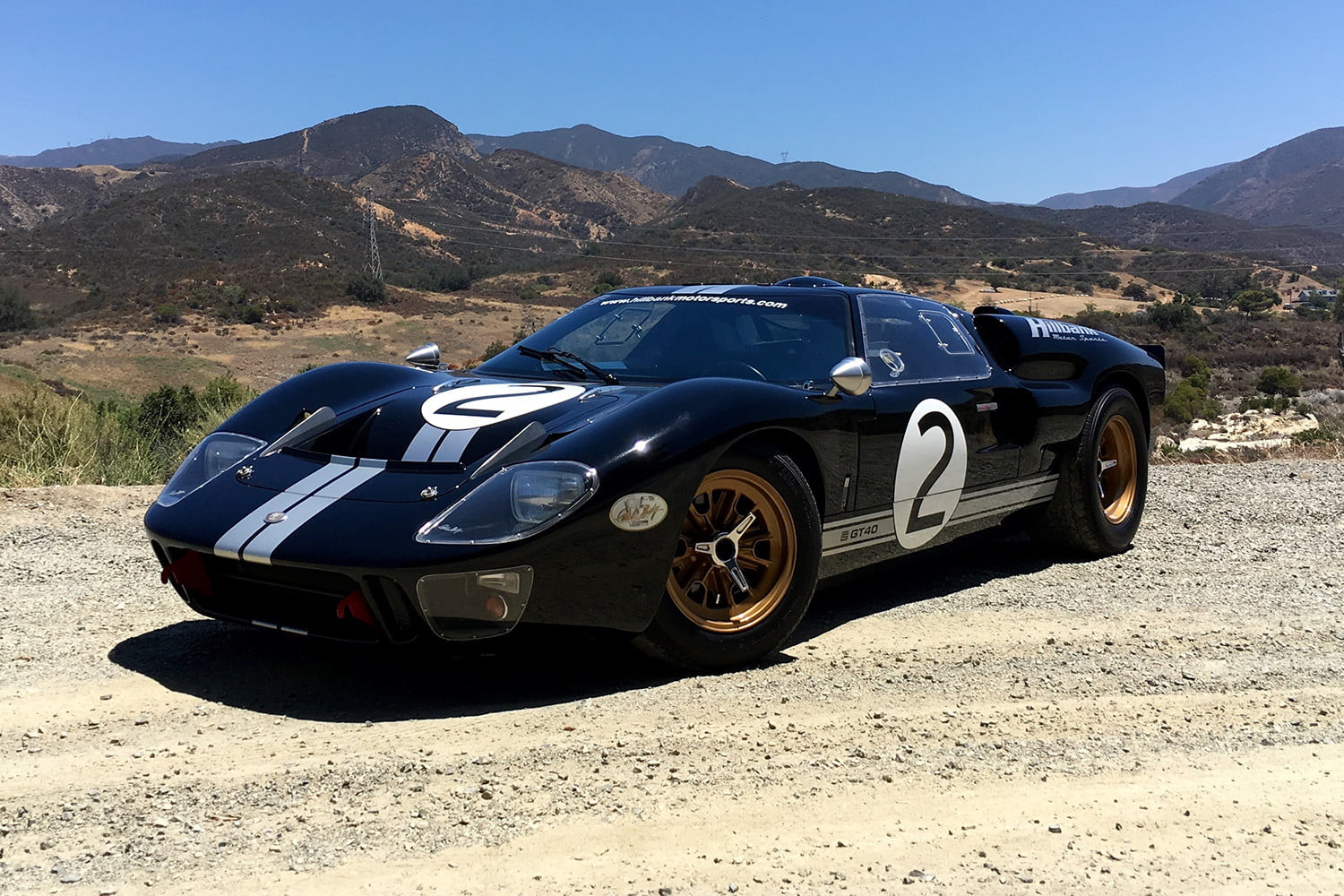 superformance ford gt40 mkii review digital trends
