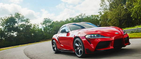 The wait is over: Toyota's Supra sports car returns, and it's stunning