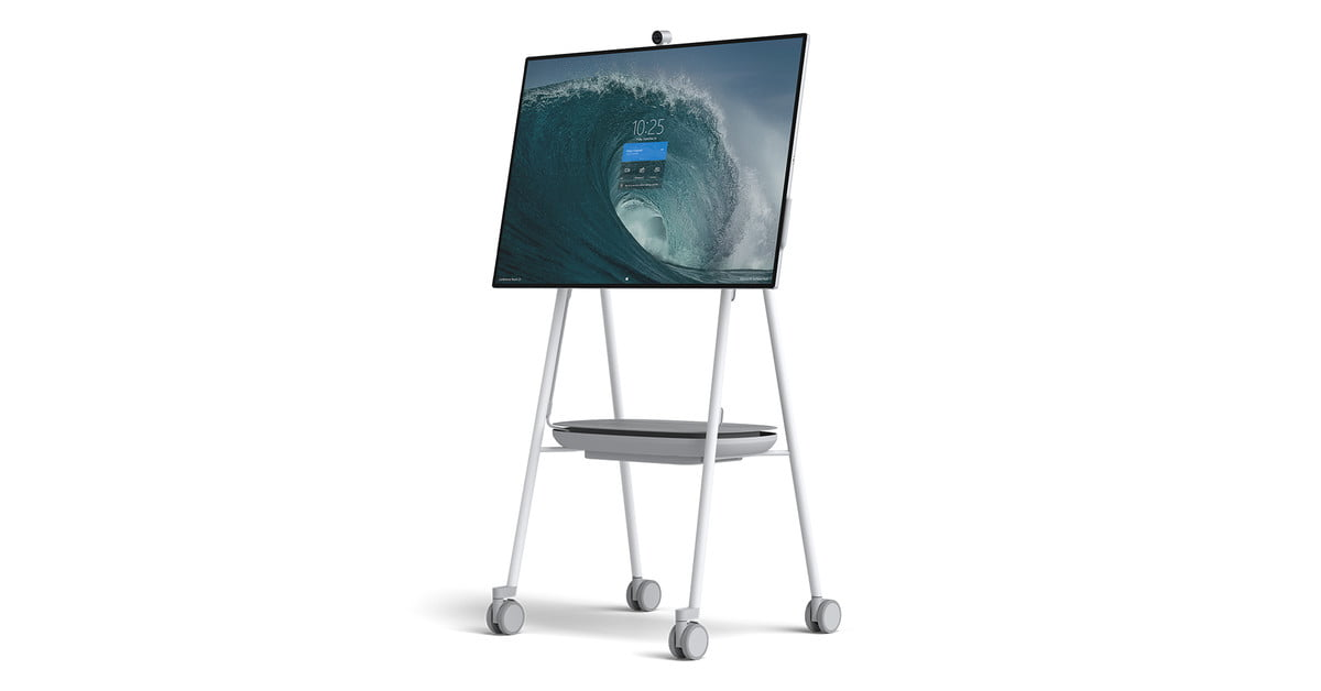Microsoft Surface Hub 2S hands-on review