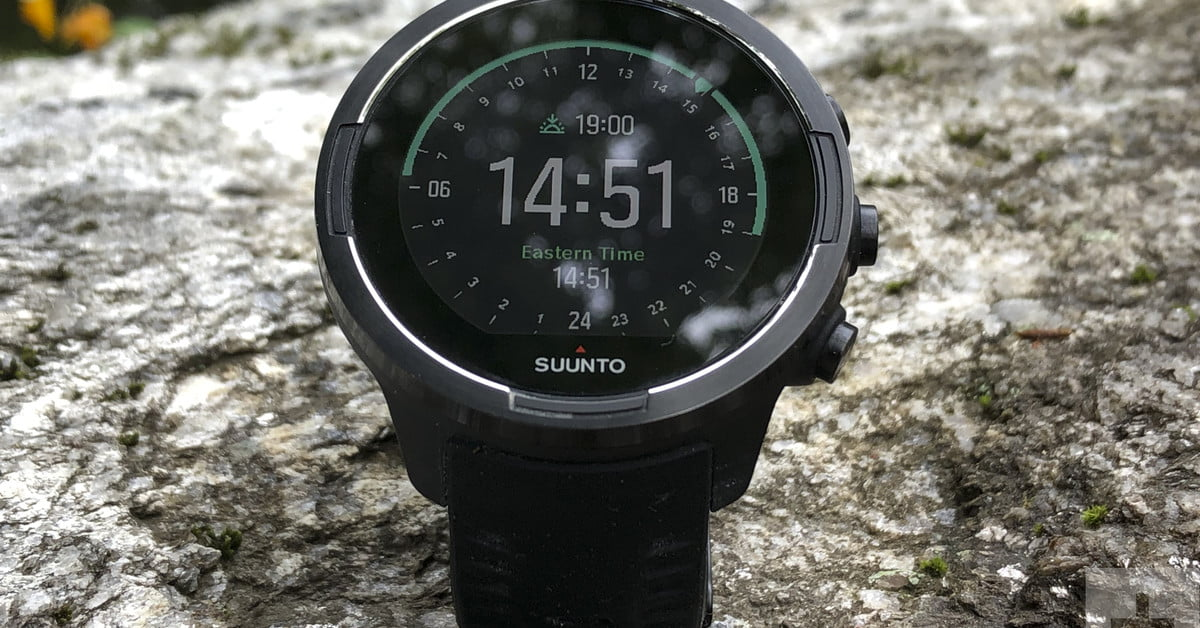 [Wearables] Suunto 9 review