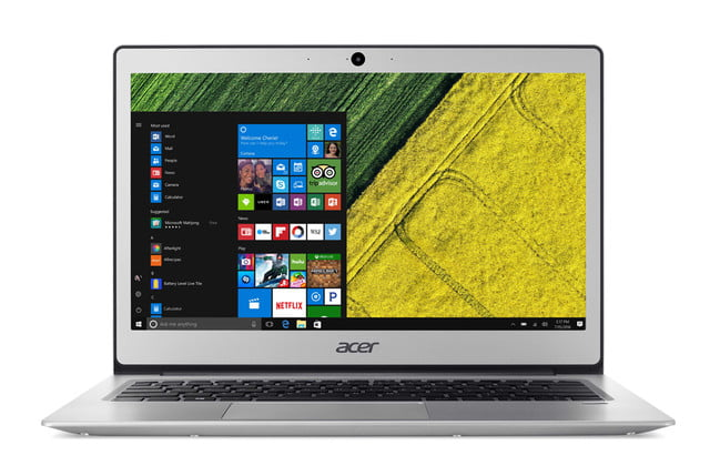 acer introduces new pcs at next event swift 1 straight on