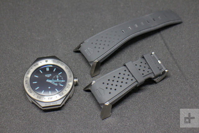 tag heuer watch apart