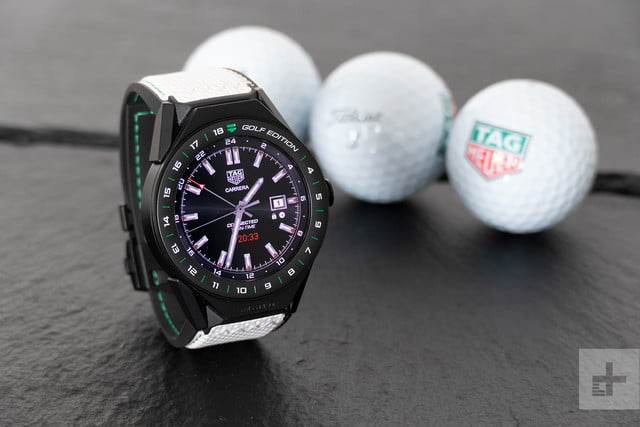 tag heuer connected modular 45 golf edition 4