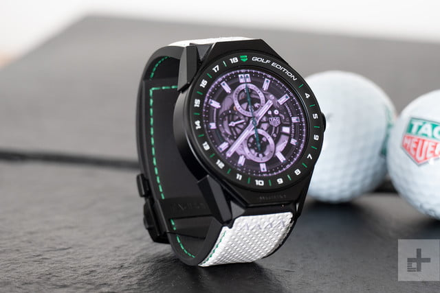 tag heuer connected modular 45 golf edition 6